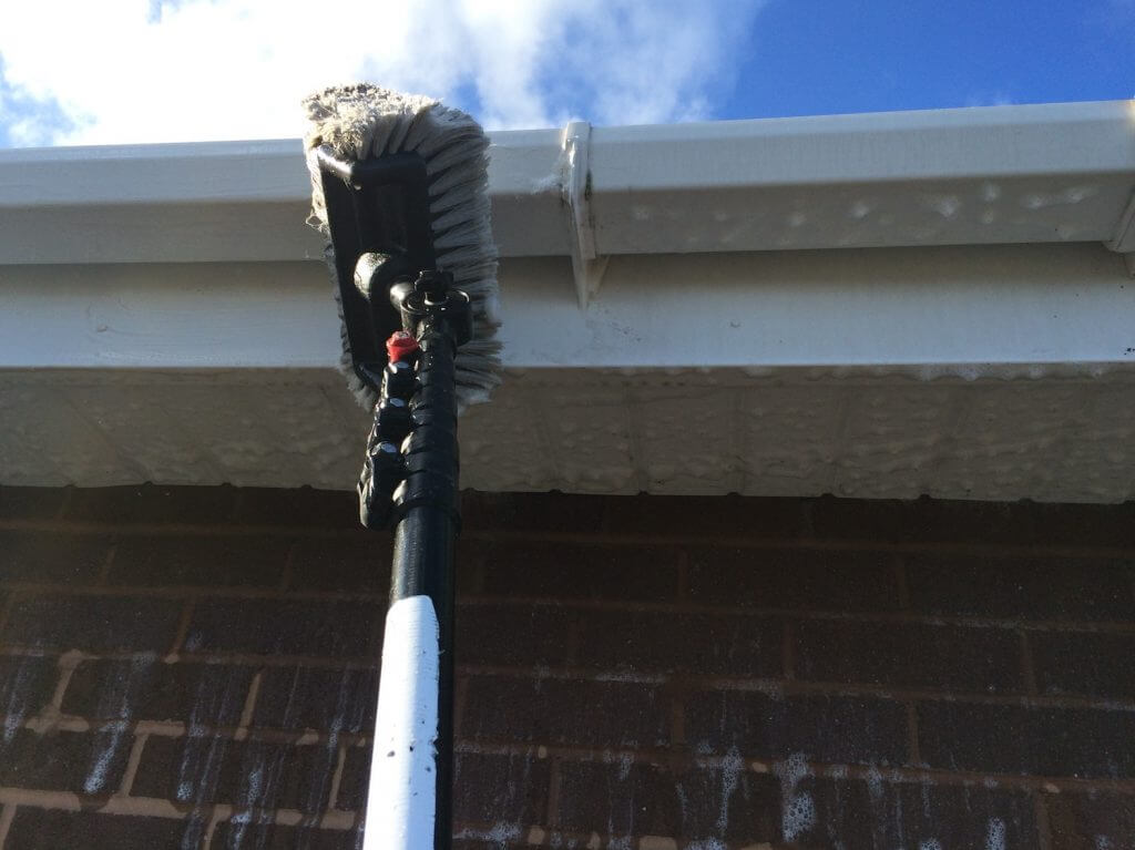 PVC Cleaning