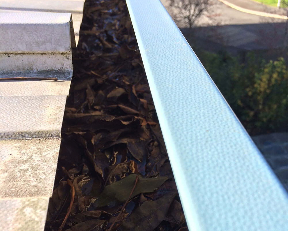 Gutter Cleaning Services North Wales Cheshire Servos Exterior Cleaning